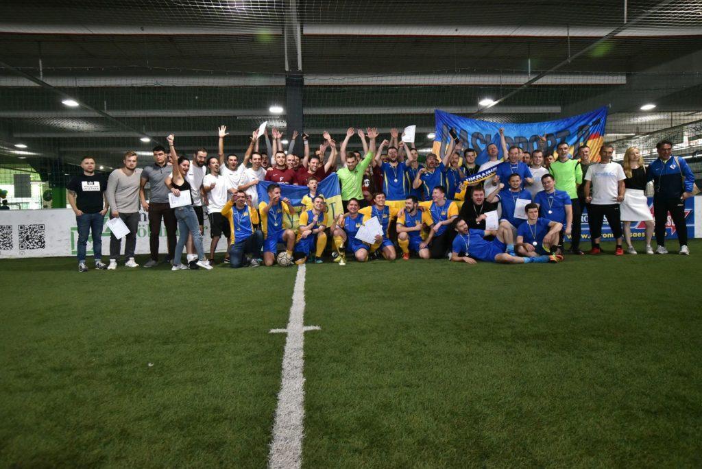 Diaspora Cup Stuttgart 2018 - Ukrainische Diaspora